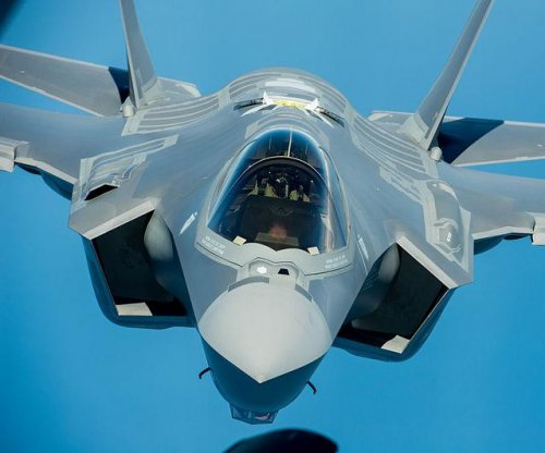 Cubic Corporation helping upgrade F-35 air combat training system
