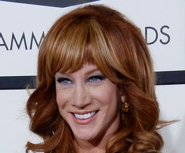 Kathy Griffin slams Amal Clooney on 'Fashion Police'