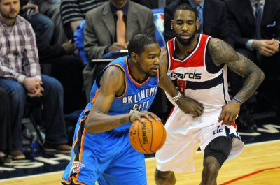 Oklahoma City Thunder, Orlando Magic tangle in OKC
