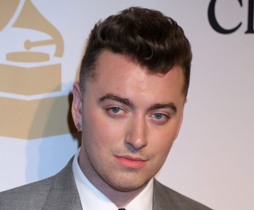 Sam Smith wins Grammy Award for Best New Artist after AC/DC opens the show