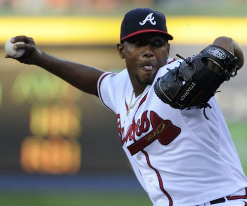 Julio Teheran, Michael Bourn help Atlanta Braves top Philadelphia Phillies