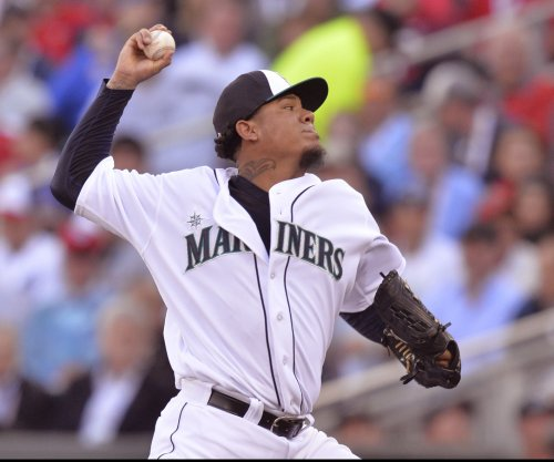 Seattle Mariners RHP Felix Hernandez scratched from start