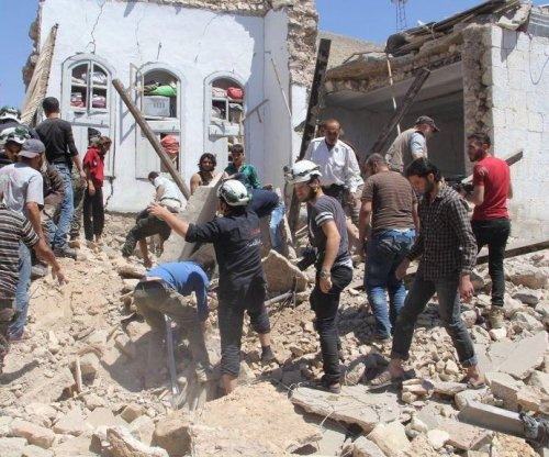 39 killed in airstrike in Idlib, Syria