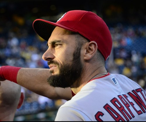 Matt Carpenter spearheads St. Louis Cardinals' win over Kansas City Royals