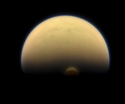Cassini watches as Titan's seasons turn