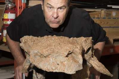 Newly discovered dinosaur named after Zuul from 'Ghostbusters'