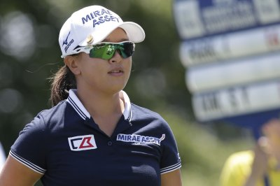 LPGA: Sei Young Kim ties Cristie Kerr for lead in Scottish Open