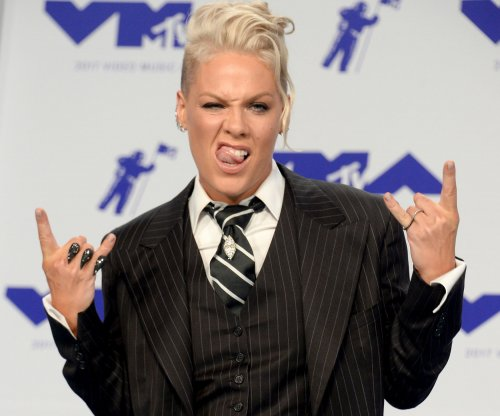 Pink on past feud with Christina Aguilera: 'We were super young and super new'