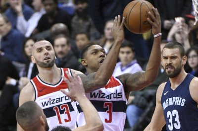 Washington Wizards, New York Knicks meet for first time this season