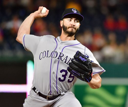 Road warrior Bettis to start for Rockies vs. Dodgers