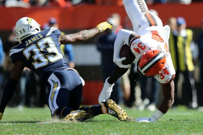 Chargers All-Pro safety Derwin James out indefinitely with foot injury