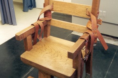 Tennessee executes Lee Hall by electric chair