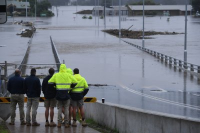 More than 18,000 evacuated amid flooding in Australia