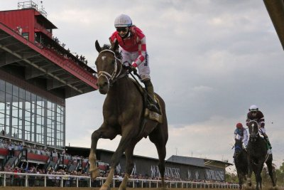 Rombauer wins Preakness Stakes, controversial Derby winner finishes third