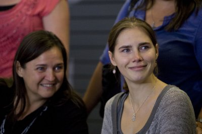 Amanda Knox appeals slander conviction