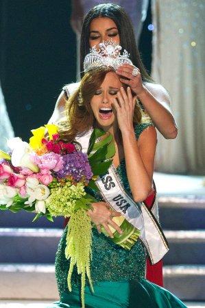 Miss California declared Miss USA 2011