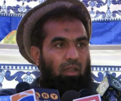 Pakistan re-arrests Mumbai terror suspect hours ahead of release