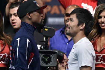 Mayweather bans female reporters from covering Pacquiao bout