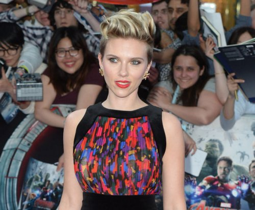Scarlett Johansson named highest grossing actress of all time