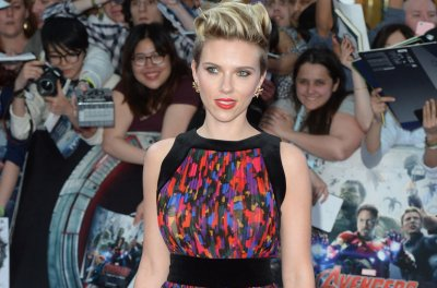 Scarlett Johansson named highest grossing actress of all time