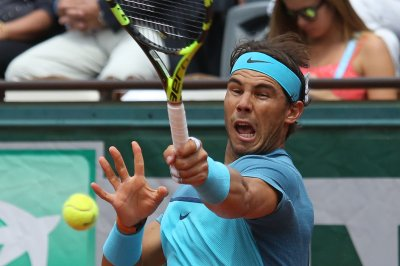 No. 3 seed Rafael Nadal stunned in straight sets