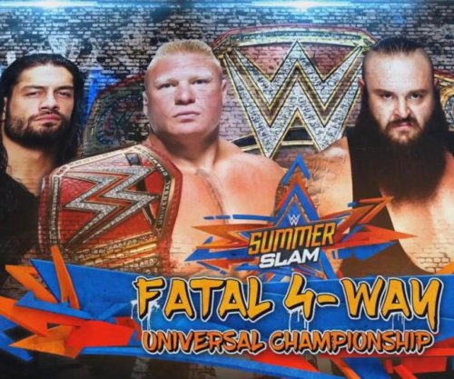 WWE SummerSlam: Brock Lesnar retains title, Seth Rollins and Dean Ambrose win