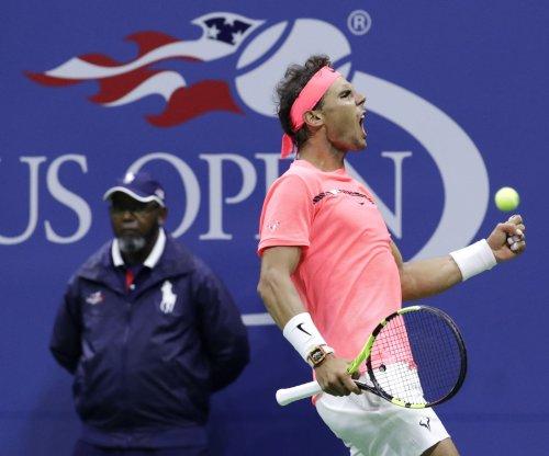 U.S. Open: Rafael Nadal starts slow, finishes strong
