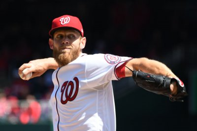 Nationals try to salvage split with Rockies