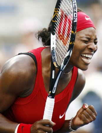Venus out, Serena in at Australian Open