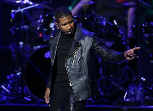 Usher's son released from hospital after pool mishap
