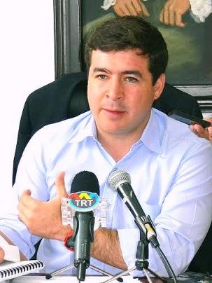 Venezuelan mayor arrested by secret police for inciting anti-government protests