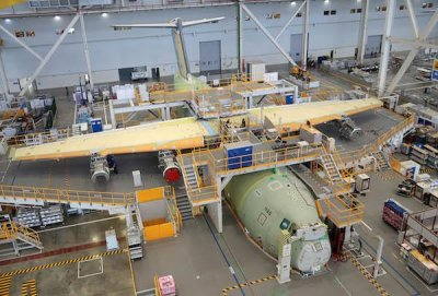Ground testing to begin soon on A400M airlifter for Malaysia