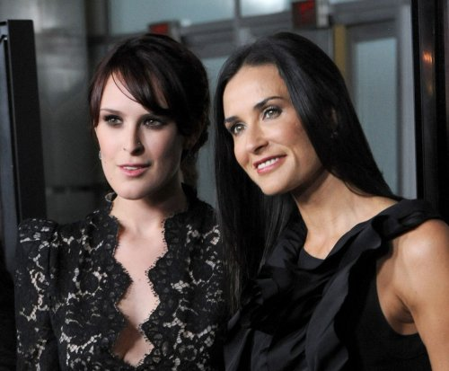 Demi Moore 'rallied' support for Rumer Willis on 'Dancing'