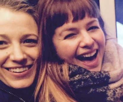 Blake Lively, Amber Tamblyn reunite in support of 'Traveling Pants' costar