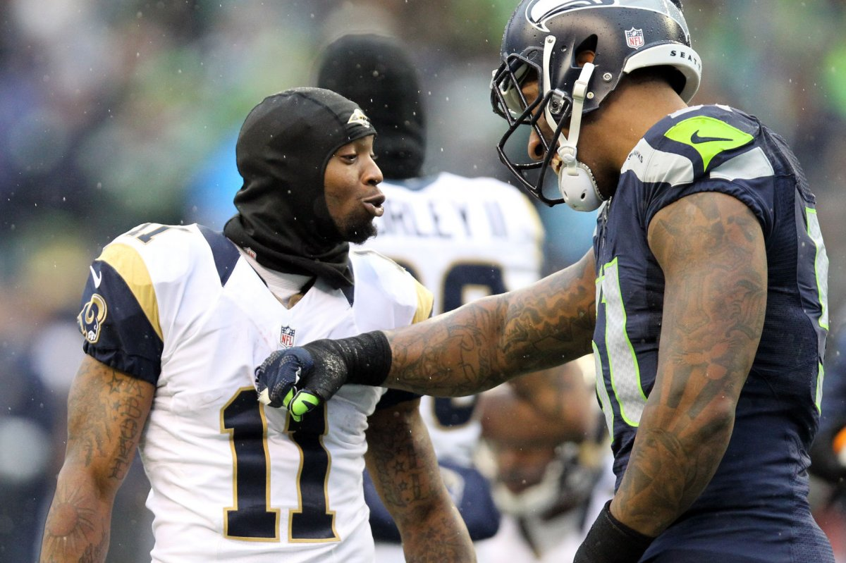 Oakland Raiders to sign LB Bruce Irvin UPI