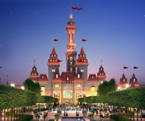 Russia building Disney-like theme park -- indoors