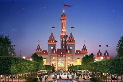 Russia building Disney-like theme park -- indoors