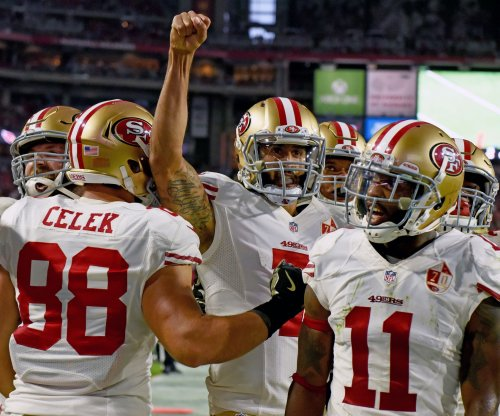 San Francisco 49ers will stay in Florida before heading to Chicago