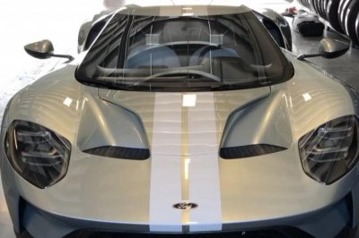 Justin Verlander: World Series champ, newlywed debuts new 2017 Ford GT
