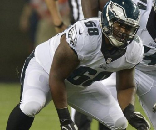 Josh Andrews: Vikings sign G from Eagles' practice squad