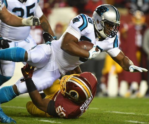 Ex-Panthers RB Stewart to visit Seahawks