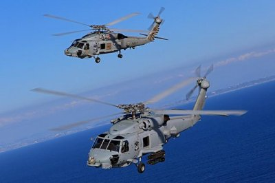 South Korea approved to buy 12 MH-60R Seahawk helicopters