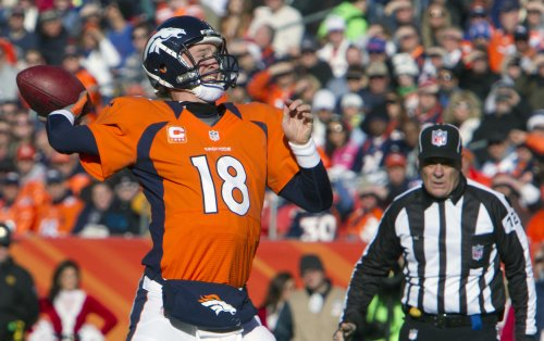 Manning, Rodgers lead NFL Pro Bowl picks