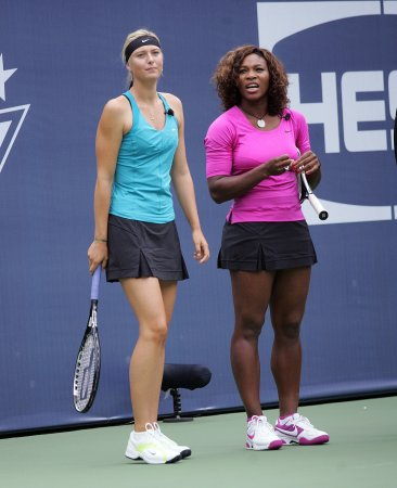 S. Williams, Sharapova win, will meet