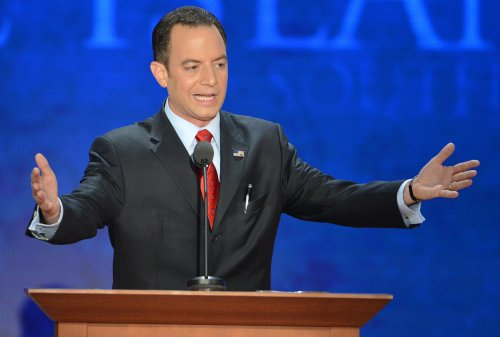 Priebus opens RNC with swipes at Obama