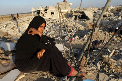 Donors reluctant to rebuild Gaza without peace assurances