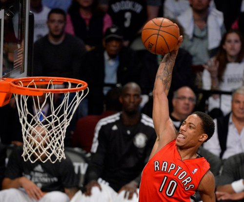 Raptors DeMar DeRozan fined $15K for flagrant foul