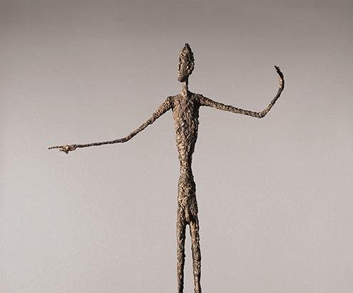 Giacometti sculpture could shatter auction record