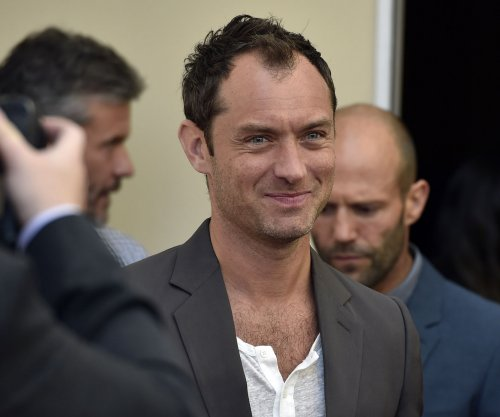 Jude Law to play 'The Young Pope' in television drama series