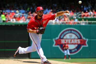 Washington Nationals rough up Philadelphia Phillies